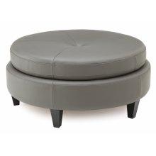 Round Buttonman Ottoman