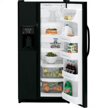 GE® ENERGY STAR® 22.0 Cu. Ft. Side-By-Side Refrigerator with Dispenser