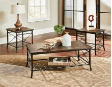 Ainsley Coffee and End Table Set
