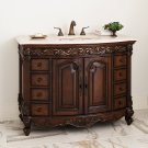 Provincial Medium Sink Chest - Dark Product Image