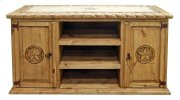 Rope Tx TV Stand Marble Top Product Image
