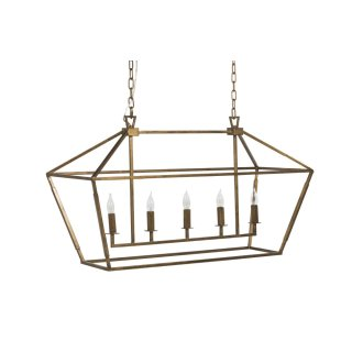 Adler Chandelier - Rectangular