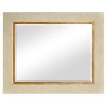 "Camomile & Gold ""Homespun"" Mirror"