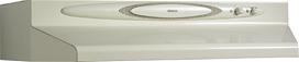 """Broan 220 CFM, 30"""" Undercabinet Range Hood in Bisque/Biscuit Monochromatic"""