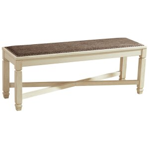 Ashley FurnitureSIGNATURE DESIGN BY ASHLEYLarge UPH Dining Room Bench