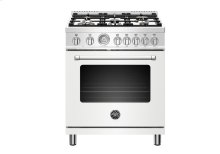 "30"" Master Series range - Electric oven - 5 aluminum burners"