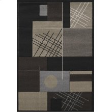 Townshend Touche Black Rugs