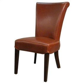 Bentley Leather Chair, Cognac