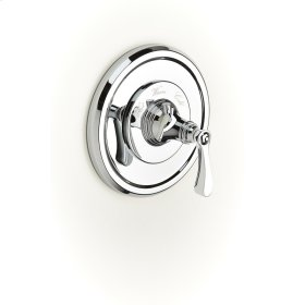 Polished Chrome Summit (Series 11) Thermostatic Valve Trim