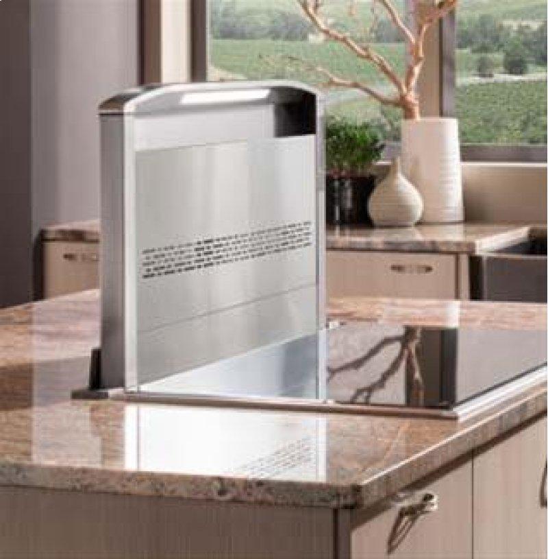Cattura Downdraft Ventilator 36 Stainless Steel