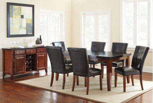 """Granite Bello Table 42"""" x 70"""" x 31"""""""