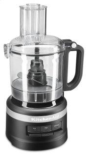 7 Cup Food Processor - Black Matte Product Image