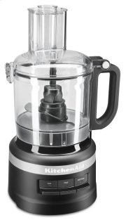 7 Cup Food Processor - Black Matte Product Image