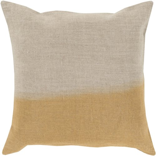 "Dip Dyed DD-017 20"" x 20"" Pillow Shell with Down Insert"
