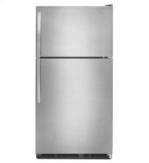 21 cu. ft. Top Freezer Refrigerator with Optional Icemaker Product Image