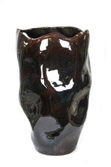 Decorative Ceramic Vase, Multicolor