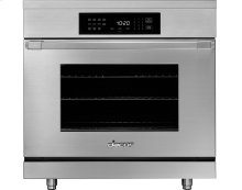 """36"""" Heritage Induction Pro Range - Stainless Steel"""