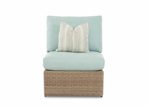 Mod Armless Chair