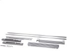 79'' Louvered or 75'' Collar Stainless Steel Trim Kit Product Image
