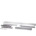 Electrolux79'' Louvered or 75'' Collar Stainless Steel Trim Kit