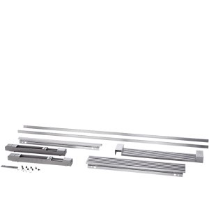 Frigidaire79'' Louvered or 75'' Collar Stainless Steel Trim Kit