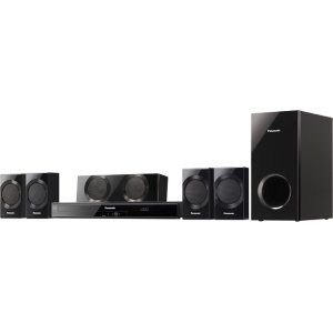 PanasonicFull HD 3D Blu-ray Disc Home Theater SC-BTT190