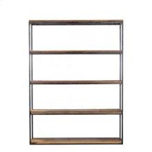 Railwood Double Bookshelf