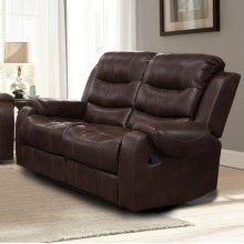 Brahms Cowboy Manual Loveseat
