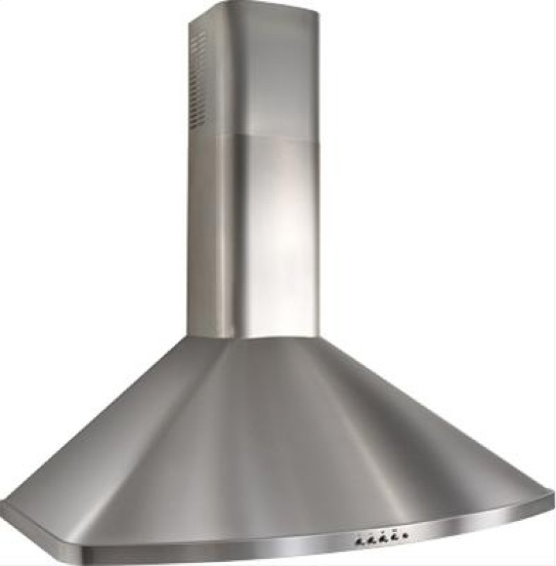 42 Stainless Steel Range Hood With 400 Cfm Internal Er