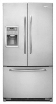 Full-Depth French Door Bottom Mount Refrigerator