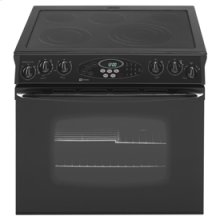 "30"" Self-Cleaning Drop-In Electric Range"