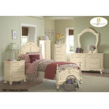 7-Drawer Tall Chest