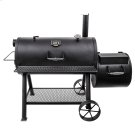 LONGHORN REVERSE FLOW OFFSET SMOKER Product Image