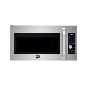 LG AppliancesSTUDIOLG STUDIO 1.7 cu. ft. Over-the-Range Convection Microwave Oven