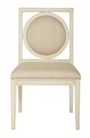 Salon Side Chair in Salon Alabaster (341) Product Image