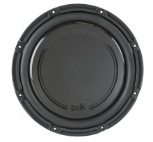 "DB+ Series 12"" Dual Voice Coil Subwoofer with Marine Certification in Black"