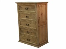 Chest 5-Drawers Medio Finish