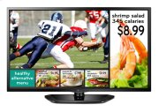 """42"""" class (41.9"""" measured diagonally) The LG EzSign TV LED Commercial Widescreen Product Image"""