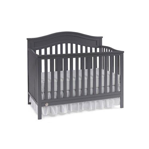 Fisher-Price Aubree Convertible Crib, Stormy Grey