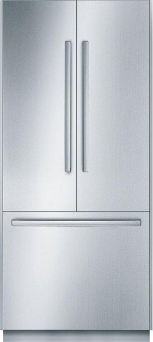 "Benchmark® 36"" Built In French Door Bottom-Freezer Benchmark Series- Stainless Steel B36BT830NS"