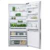 "Fisher & Paykel Freestanding Refrigerator Freezer, 32"", 17.5 Cu Ft"
