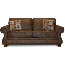 Jeremie Sofa with Nails 7235RN
