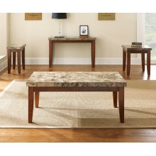 "Montibello Sofa Entertainment Table, 48""x18""x30"""