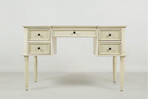 Avignon Ivory Flip Top Desk
