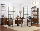 Writing Desk with Two Cabinets Product Image