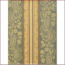 Fabric Rigata Corallo Col.104