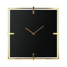 Connell Glass Wall Clock