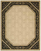 VALLENCIERRE VA35 BGEBK RECTANGLE RUG 7'6'' x 9'6''