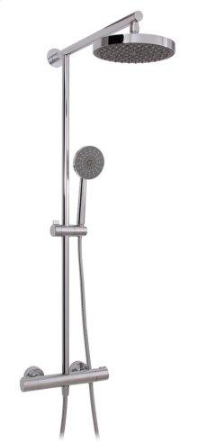 "Ezee 1/2"" thermostatic shower column"