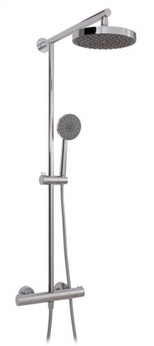 "Ezee 1/2"" thermostatic shower column"